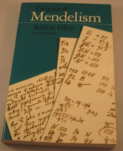 9780226625928: The Origins of Mendelism