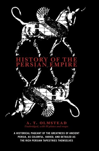 9780226627779: History of the Persian Empire