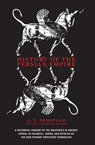 9780226627779: History of the Persian Empire (Phoenix Books)