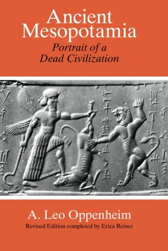 9780226631875: Ancient Mesopotamia: Portrait of a Dead Civilization