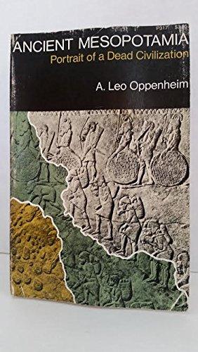 9780226631899: Ancient Mesopotamia: Portrait of a Dead Civilization