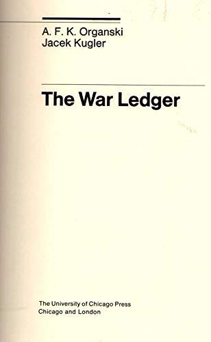 War Ledger: A.F.K. Organski, Jacek
