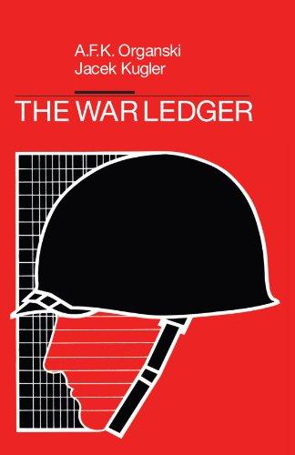 9780226632803: The War Ledger