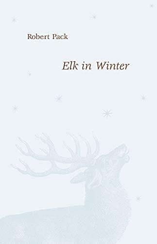 9780226644134: Elk in Winter