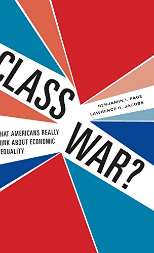 9780226644547: Class War?: What Americans Really Think about Economic Inequality