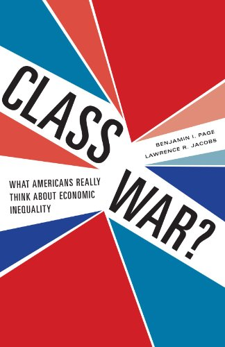 9780226644554: Class War?: What Americans Really Think about Economic Inequality
