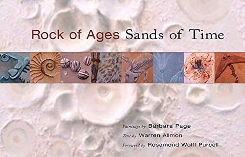 9780226644790: Rock of Ages, Sands of Time: Paintings by Barbara Page, Text by Warren Allmon