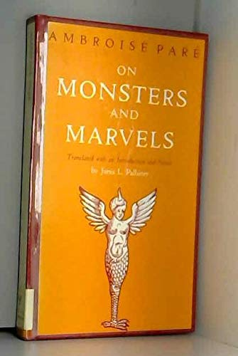 9780226645629: On Monsters and Marvels