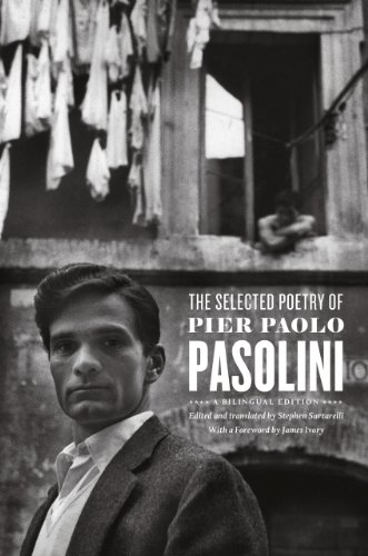 The Selected Poetry of Pier Paolo Pasolini: A Bilingual Edition (Hardcover): Pier Paolo Pasolini