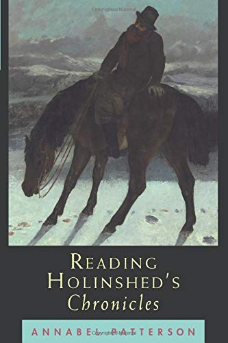 9780226649122: Reading Holinshed's Chronicles