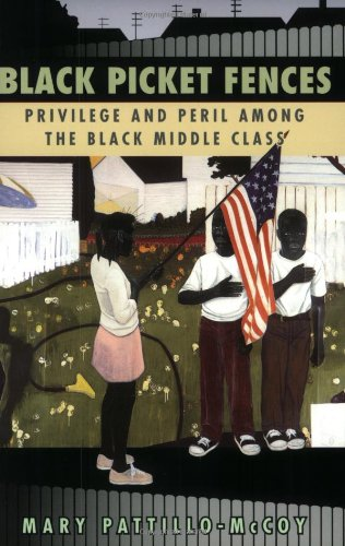 9780226649290: Black Picket Fences : Privilege and Peril Among the Black Middle Class