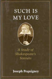 9780226655635: Such is My Love: Study of Shakespeare's Sonnets