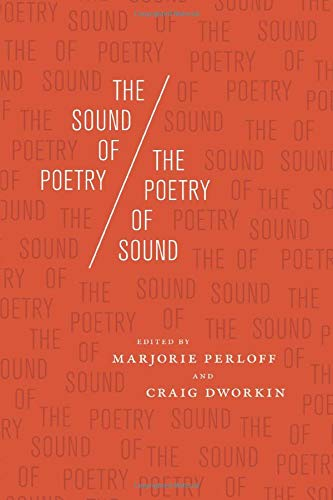 9780226657431: The Sound of Poetry / the Poetry of Sound