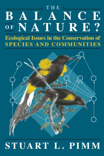 9780226668307: The Balance of Nature?: Ecological Issues in the Conservation of Species and Communities