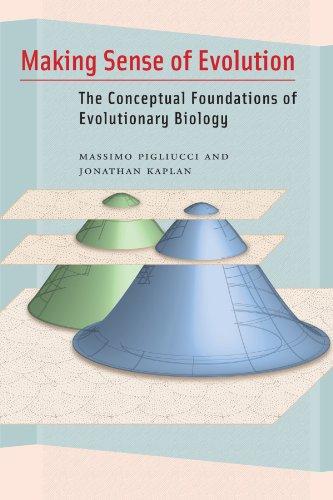 9780226668376: Making Sense of Evolution: The Conceptual Foundations of Evolutionary Biology