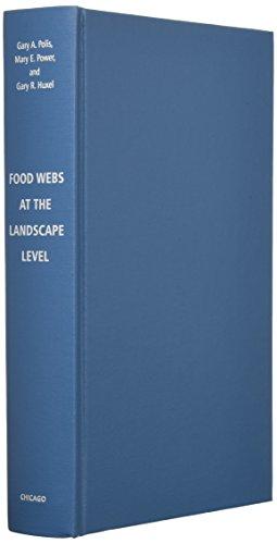 9780226673257: Food Webs at the Landscape Level