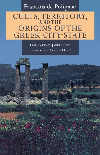 9780226673349: Cults, Territory, and the Origins of the Greek City-State