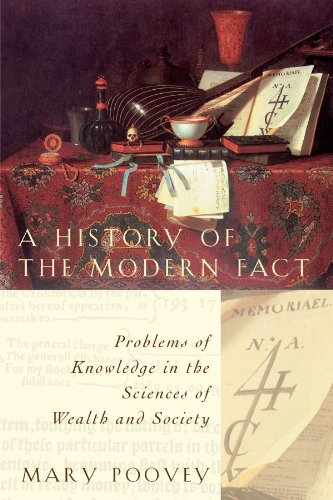 9780226675268: A History of the Modern Fact: Problems of Knowledge in the Sciences of Wealth and Society