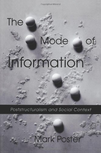 9780226675961: The Mode of Information: Poststructuralism and Social Context