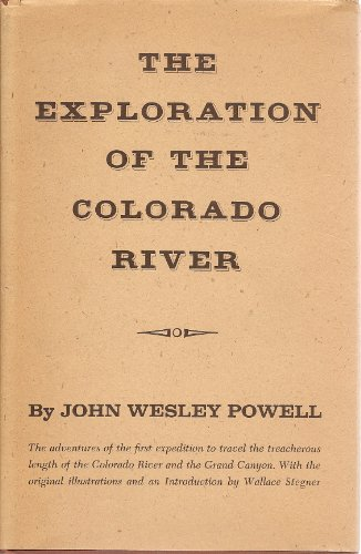 9780226677026: Exploration of the Colorado River and Its Canyons
