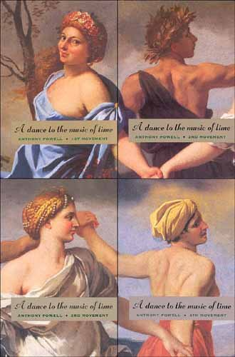 9780226677194: A Dance to the Music of Time: All Four Movements (4 Volume Set)