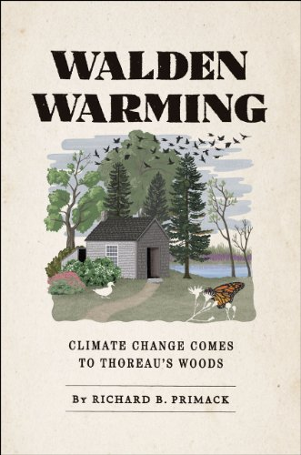 9780226682686: Walden Warming: Climate Change Comes to Thoreau's Woods