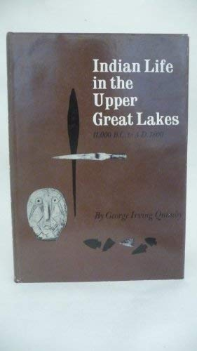 9780226700434: Indian Life in the Upper Great Lakes