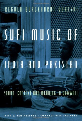 9780226700922: Sufi Music of India and Pakistan: Sound, Context and Meaning in Qawwali