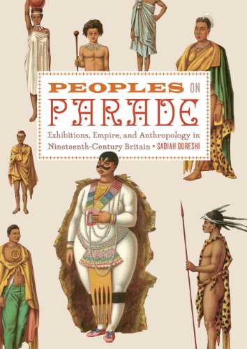 9780226700960: Peoples on Parade: Exhibitions, Empire, and Anthropology in Nineteenth-century Britain