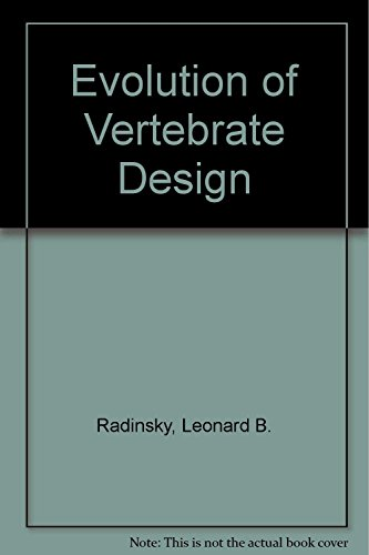 9780226702353: Evolution of Vertebrate Design
