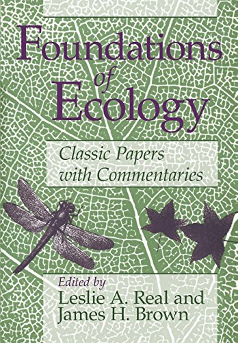 9780226705941: Foundations of Ecology: Classic Papers with Commentaries