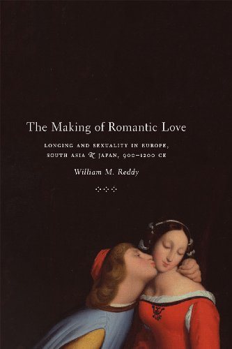 9780226706276: The Making of Romantic Love - Longing and Sexuality in Europe, South Asia and Japan 900-1200 CE