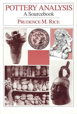 9780226711188: Pottery Analysis: A Sourcebook