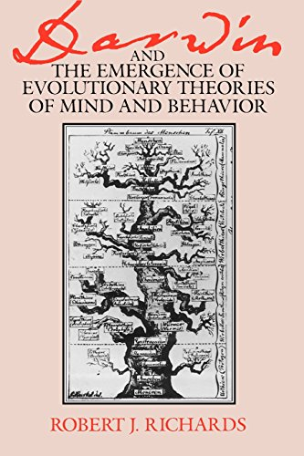9780226712000: Darwin and the Emergence of Evolutionary Theories of Mind and Behavior (Science and Its Conceptual Foundations series)