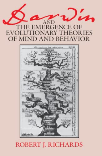 9780226712000: Darwin and the Emergence of Evolutionary Theories of Mind and Behavior