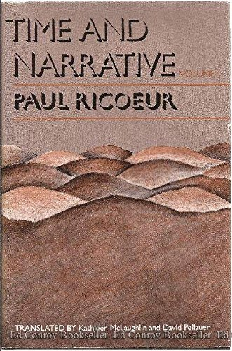 9780226713311: 001: Time and Narrative Volume 1(Time & Narrative) (English and French Edition)