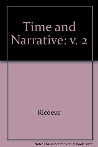 9780226713335: Time and Narrative Volume 2(Time & Narrative)