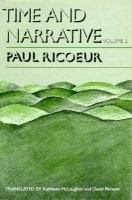 9780226713335: 002: Time and Narrative Volume 2(Time & Narrative) (English and French Edition)
