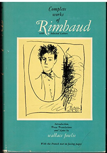 9780226719726: Complete Works of Rimbaud: Selected Letters in French and English
