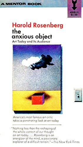 9780226726823: The Anxious Object