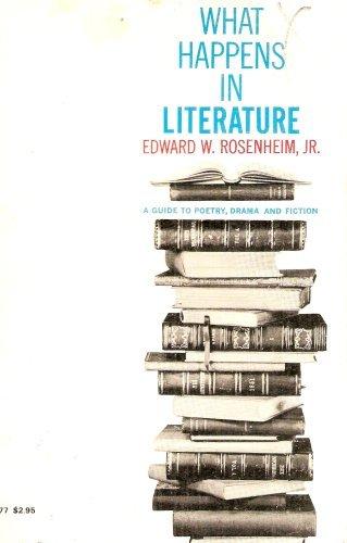Making Sense of Literature.: Reichert, John