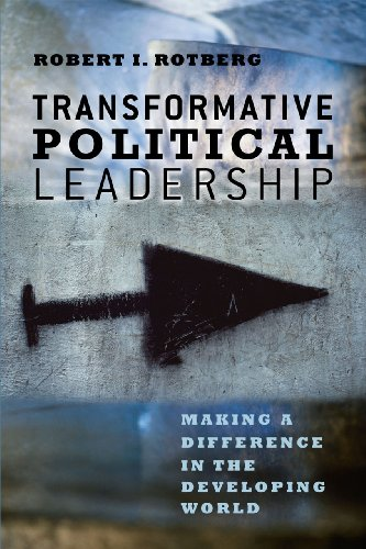 9780226728995: Transformative Political Leadership: Making a Difference in the Developing World
