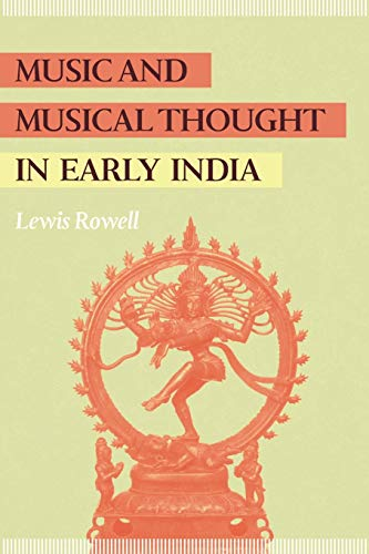 9780226730332: Music and Musical Thought in Early India (Chicago Studies in Ethnomusicology)