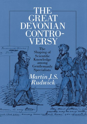 9780226731025: The Great Devonian Controversy: The Shaping of Scientific Knowledge among Gentlemanly Specialists (Science and Its Conceptual Foundations series)
