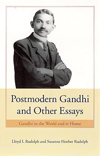 9780226731230: Postmodern Gandhi and Other Essays: Gandhi in the World and at Home