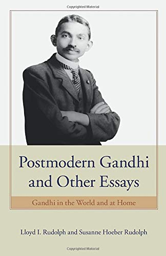 9780226731247: Postmodern Gandhi and Other Essays: Gandhi in the World and at Home