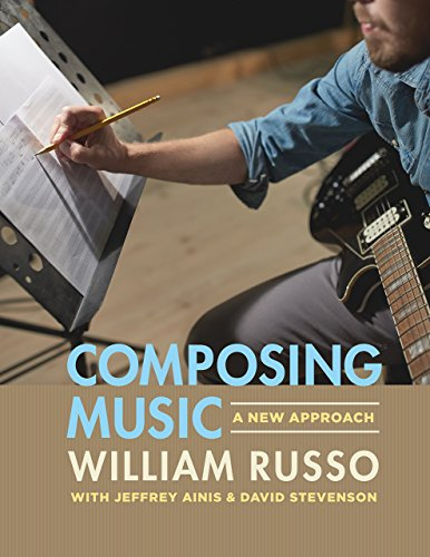 9780226732169: Composing Music: A New Approach
