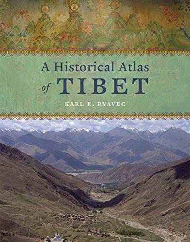 9780226732442: A Historical Atlas of Tibet