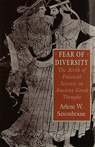 9780226735535: Fear of Diversity: The Birth of Political Science in Ancient Greek Thought