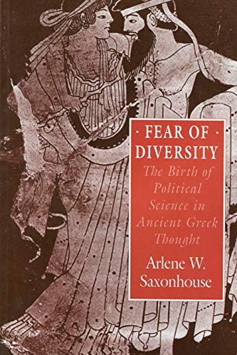 9780226735542: Fear of Diversity: The Birth of Political Science in Ancient Greek Thought